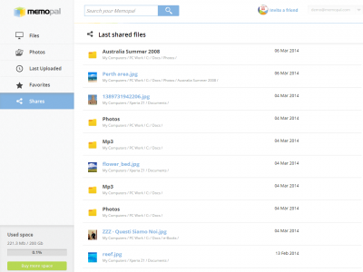 Web File manager 3