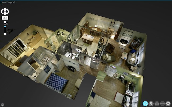matterport raises 16 million in series b funding cloudwedge. Black Bedroom Furniture Sets. Home Design Ideas