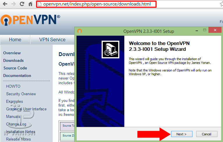 IPVanish OpenVPN Windows Setup