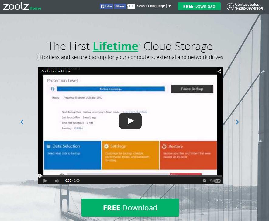 Zoolz Review | Cloud Storage Reviews | CloudWedge