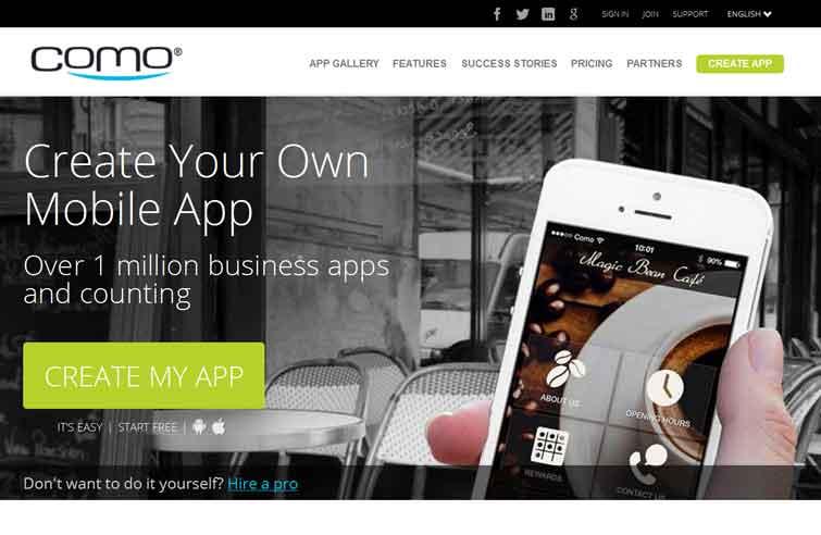 Como review best app maker reviews cloudwedge como review solutioingenieria Choice Image