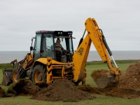 backhoes and farms as a cloud service