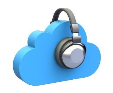 Cloud Music and Video