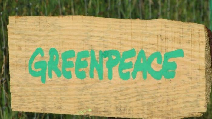 greenpeace AWS cloud