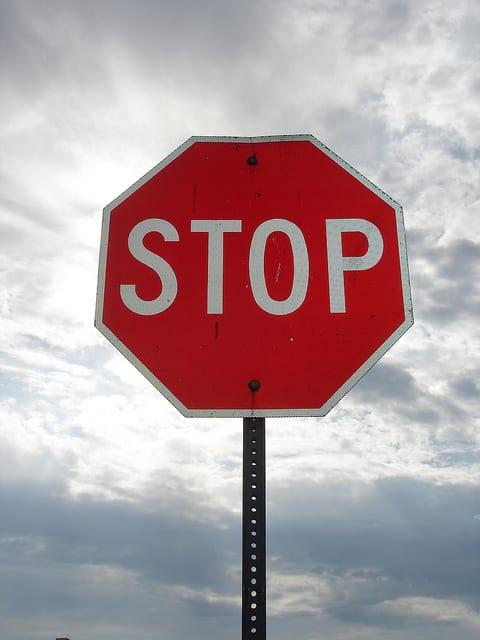 stop cloud services
