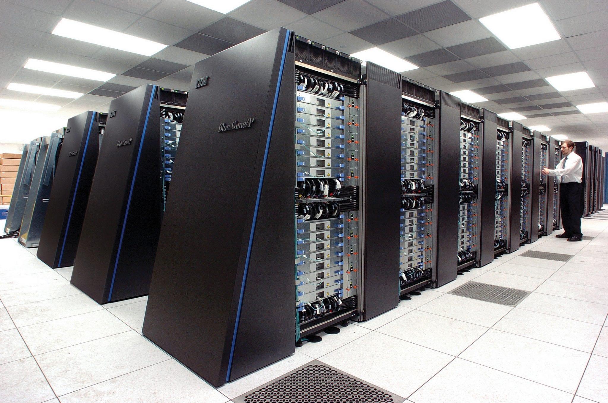 IBM datacenter