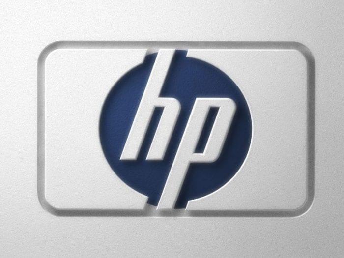 HP stamp