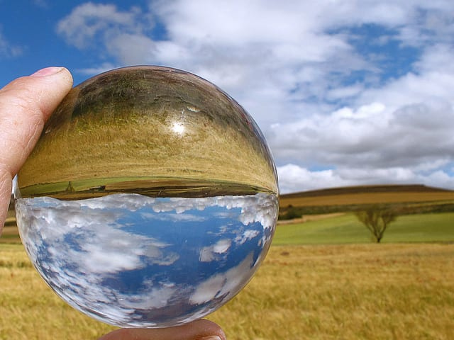 crystal ball clouds