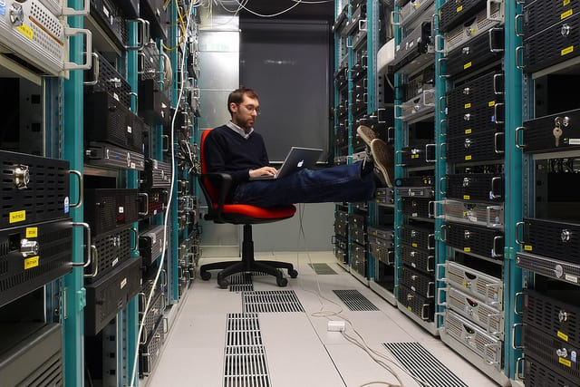 Server Uptime Performance