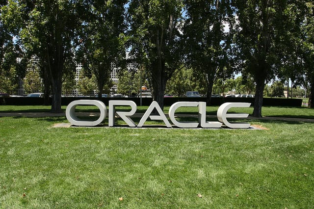 Oracle on Cloud Market
