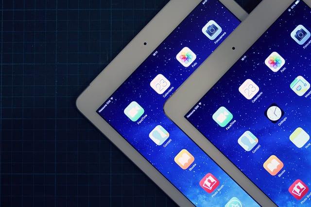 iOS on iPad