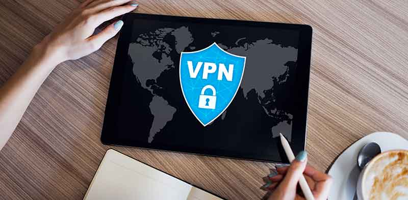 VPN computer