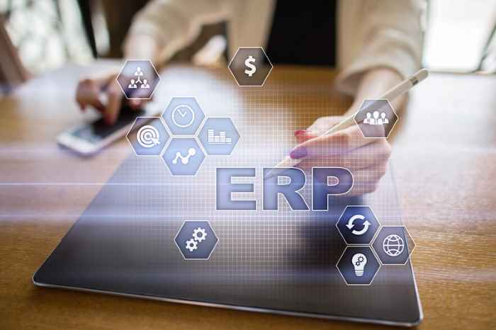 erp technology management