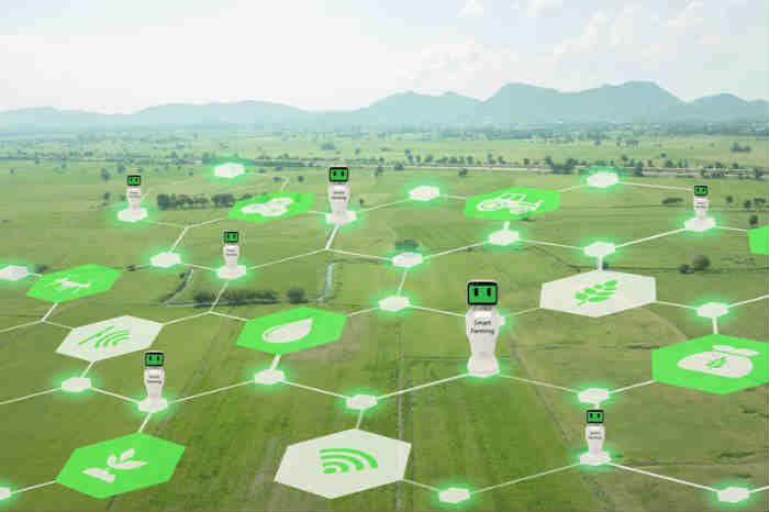 iot agriculture