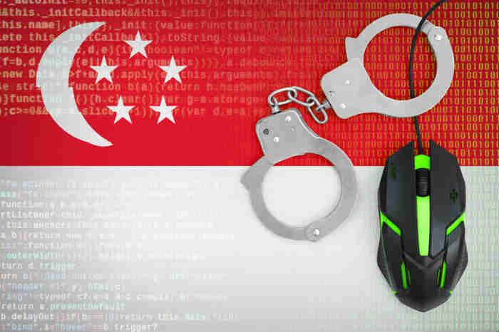 singapore cyber