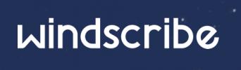 windscribe logo